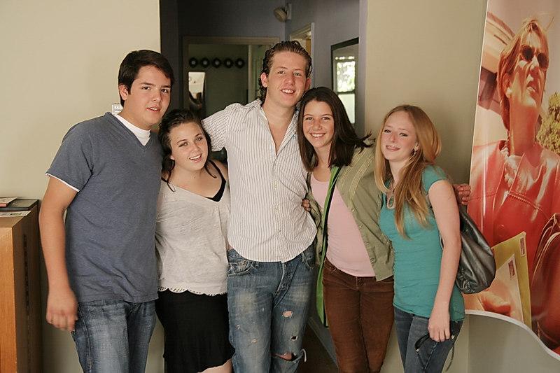 Fabien, Michelle, Bax, Cooks, Brooke
